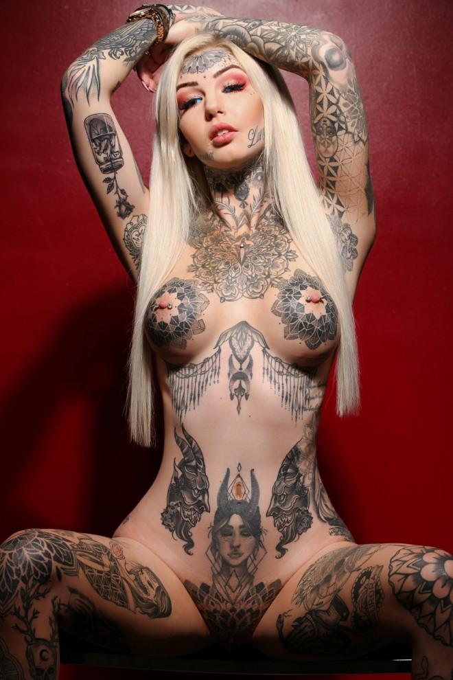 Free tattoo pussy tgp